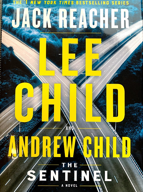 The Sentinel, by Lee Child & Andrew Child