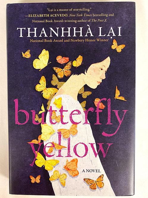 "Teens/YA ""Butterfly Yellow"""