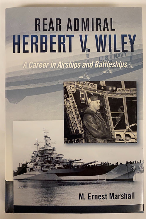 Rear Admiral Wiley Biography