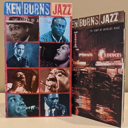 Ken Burns Jazz CDs