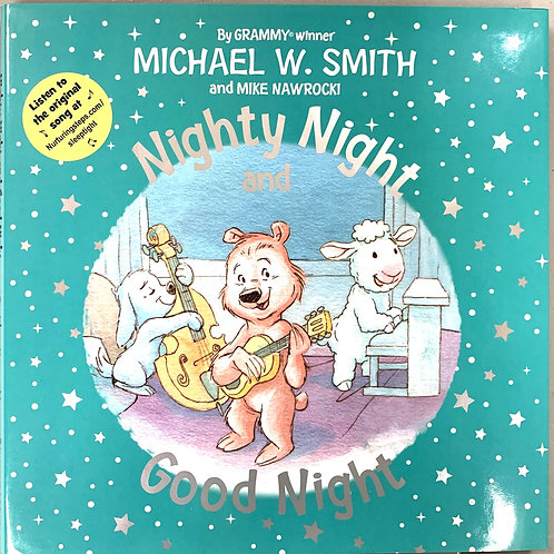 """""""Nighty Night and Good Night"""" Picture Book"""