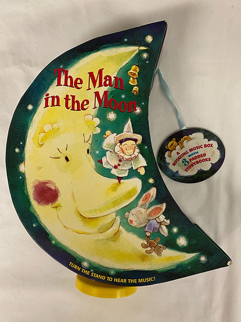 """Man in the Moon"" Music & Board Books"