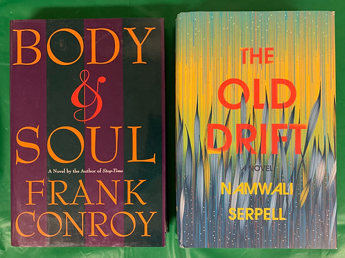 Old Drift / Body & Soul Book Stack