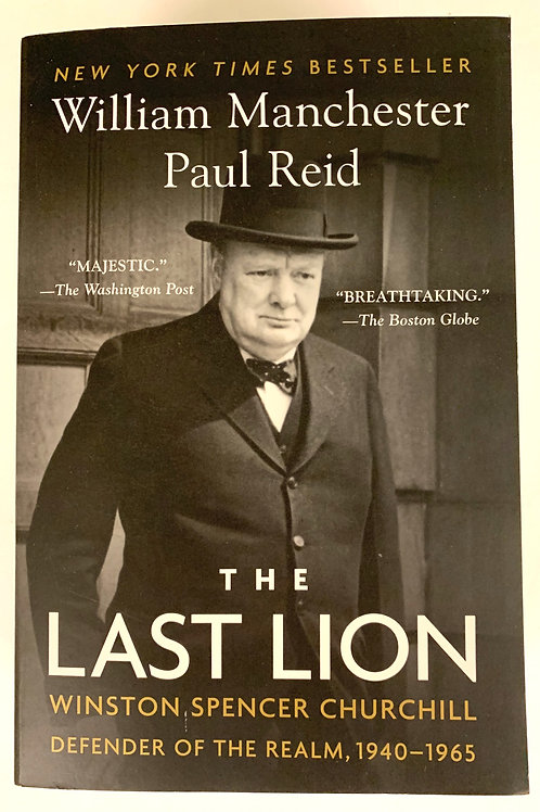 Churchill: The Last Lion