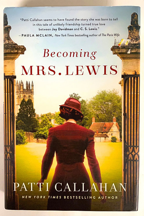 """Becoming Mrs. Lewis"""
