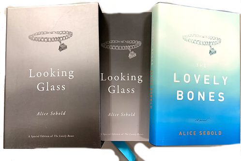 Looking Glass/Lovely Bones, by Alice Sebold