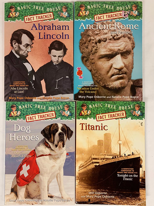 "Grade 1 ""Dog Heroes"" Book Stack"