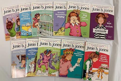 "Grades K - 1 ""Junie B. Jones"" Book Stack"