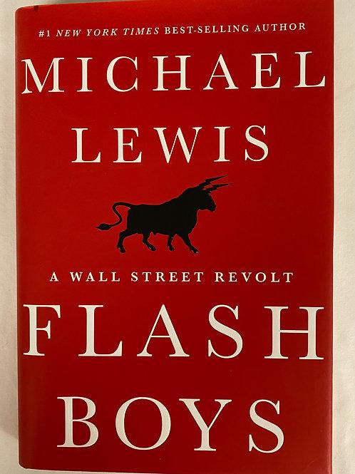 "Michael Lewis' ""Flash Boys"""