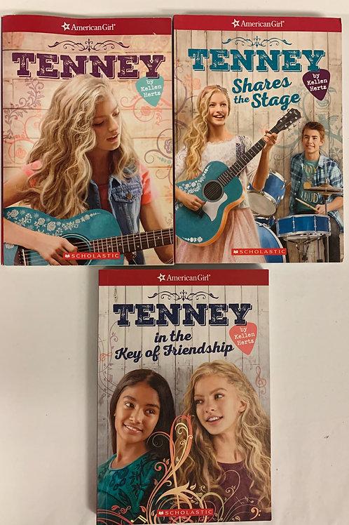 "Grade 3 ""Tenney"" Book Stack"