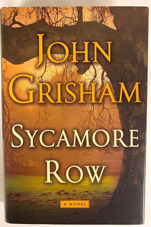 """""""Sycamore Row"""""""