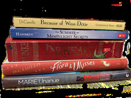 "Grade 4 ""Winn-Dixie"" Book Stack"