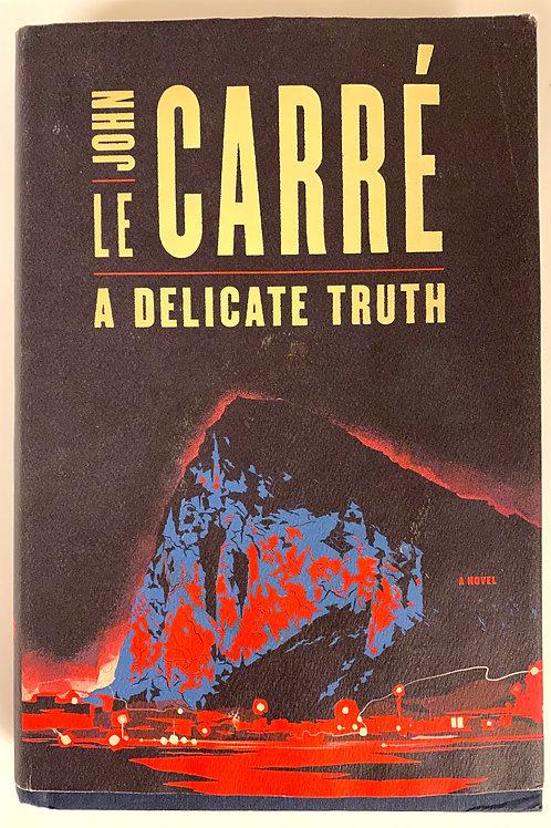 "John LeCarré's ""A Delicate Truth"""
