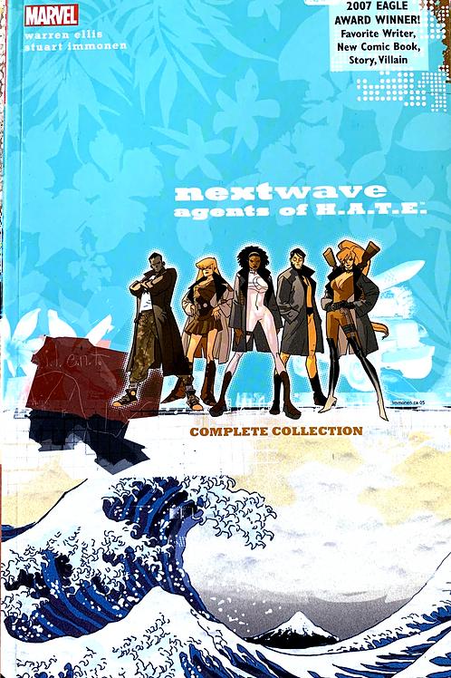 Nextwave Agents of H.A.T.E.