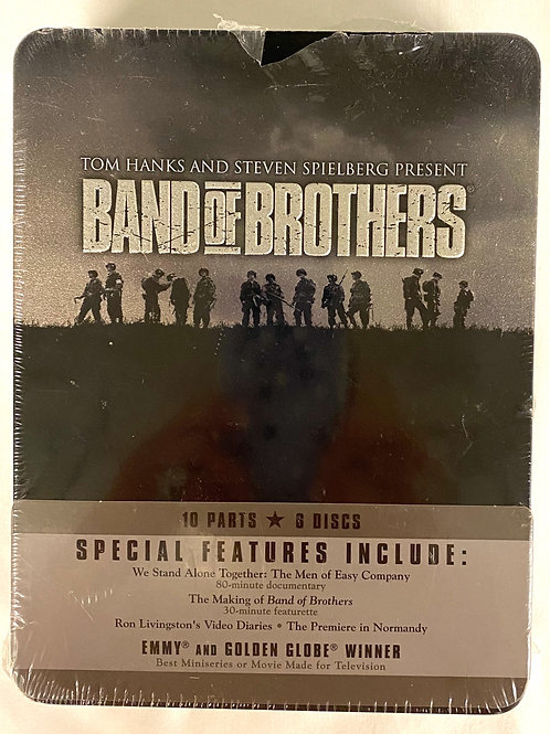 """""""Band of Brothers"""" DVD set"""