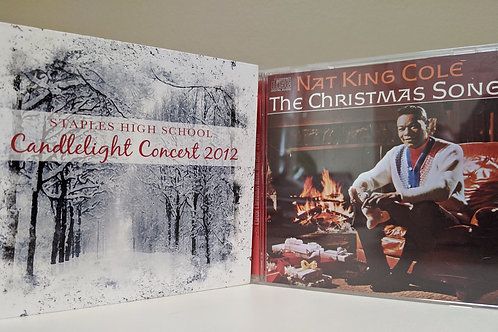 Staples Candlelight 2012 + Nat King Cole
