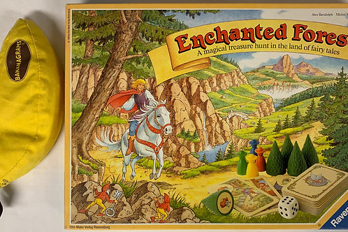 Bananagrams+Enchanted Forest Games