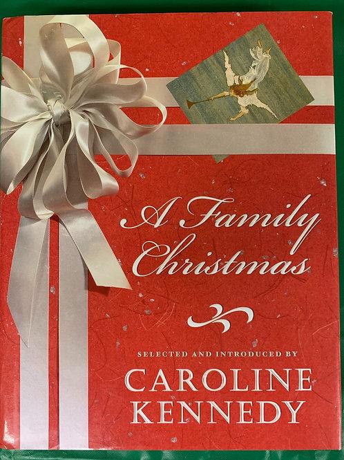 Caroline Kennedy's Christmas