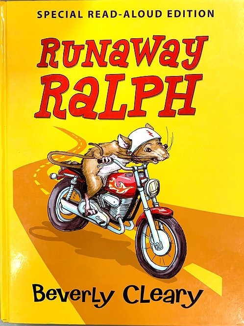 Runaway Ralph by Beverly Cleary, Read-Aloud Edition