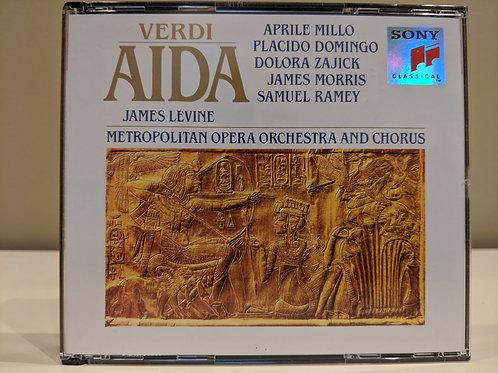 Verdi's Aida on CD