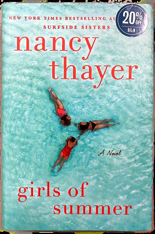 Girls of Summer, by Nancy Thayer
