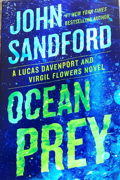 Ocean Prey, by John Sanford