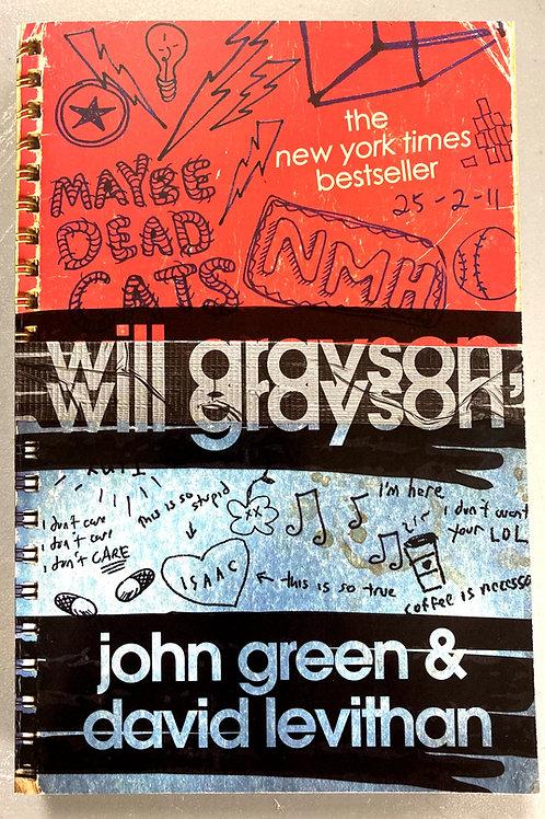 Will Grayson, Will Grayson by John Green  David Levithan