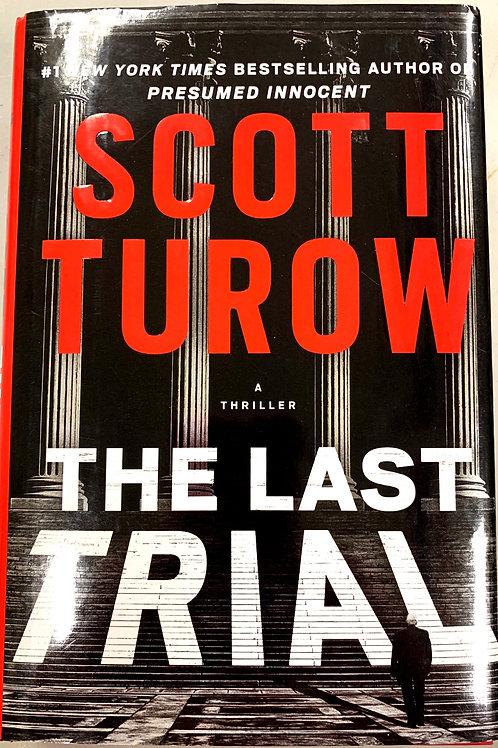 The Last Trial, by Scott Turow