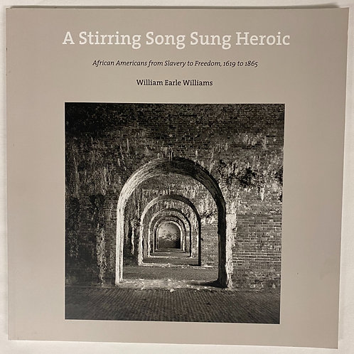 William Earle Williams: A Stirring Song