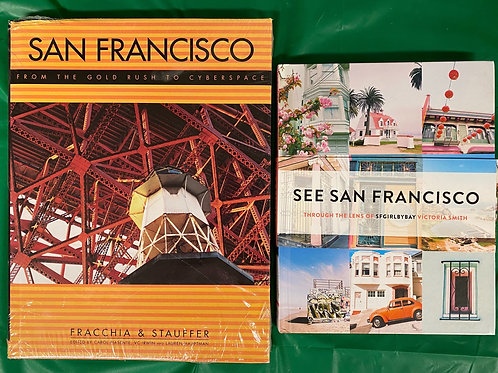 San Francisco Book Stack