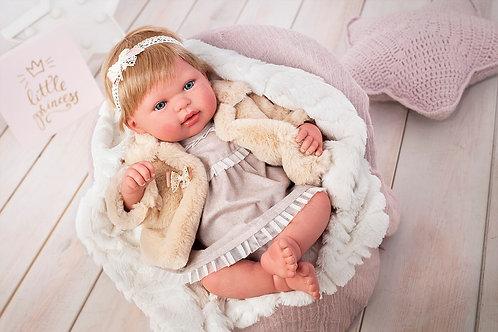 👶 Bebé Reborn Leire - 45 cm