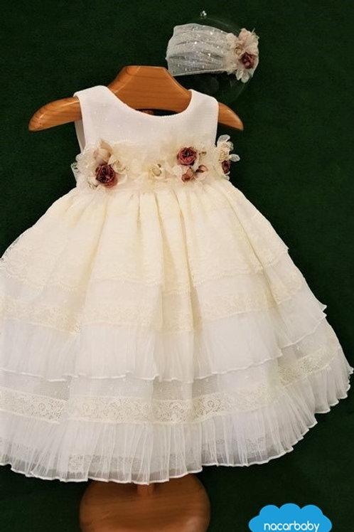 Vestido de Ceremonia Pilar 2020