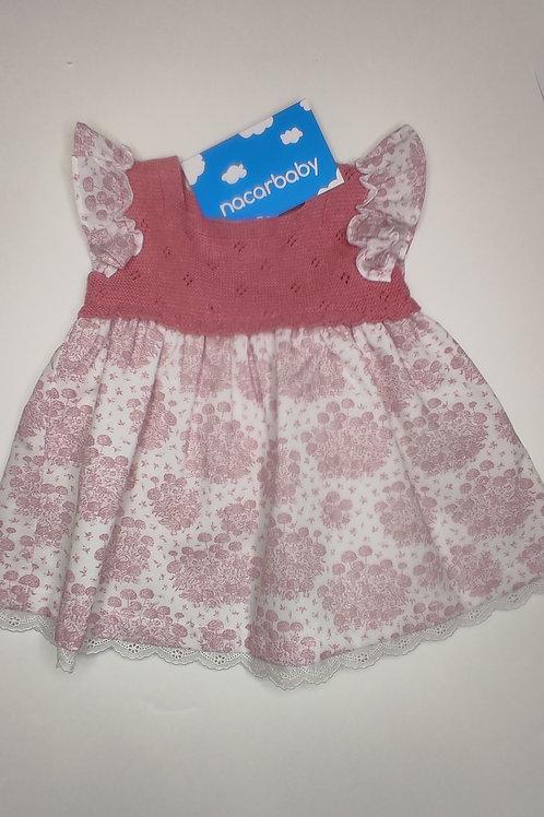 Vestido Frambuesa