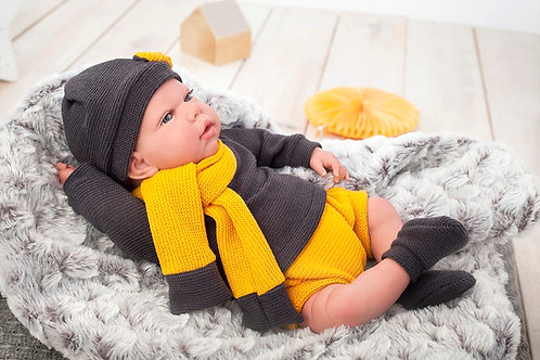 👶 Bebé Reborn Hugo - 40 cm