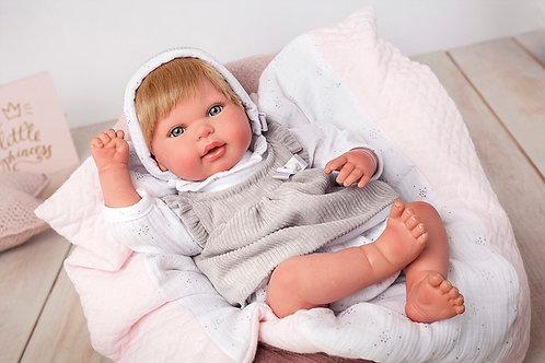 👶 Bebé Reborn Emma - 45 cm