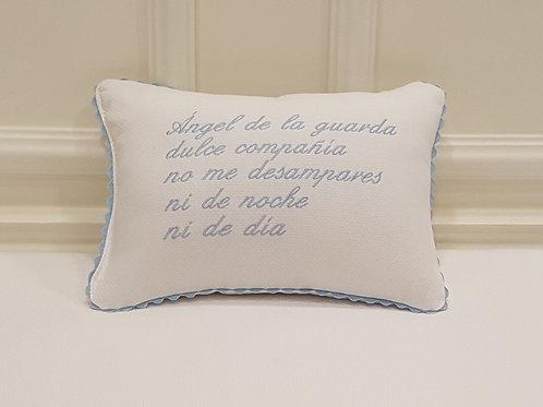 "Cojín Antivuelco ""Ángel de la guarda..."""