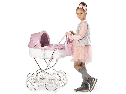 Carro de bebé de juguete Valentina para reborn