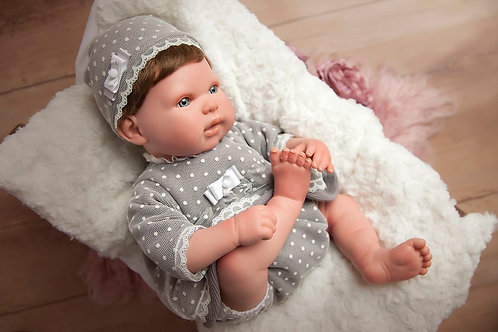 👶 Bebé Reborn Lucía - 45 cm