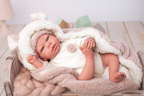 👶 Bebé Reborn Anna - 40 cm