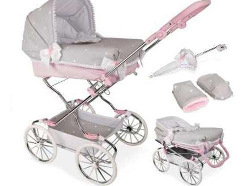 Carro de bebé de juguete Emma para reborn
