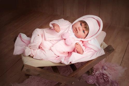 👶 Bebé Reborn Blanca