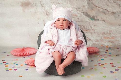 👶 Bebé Reborn Paola - 45 cm