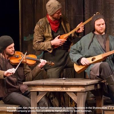 Musician - Henry IV, Part I & II