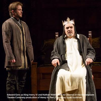 Clarence - Henry IV, Part I & II