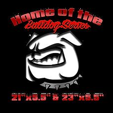 bulldog-series-black-red-exclusive-logo-