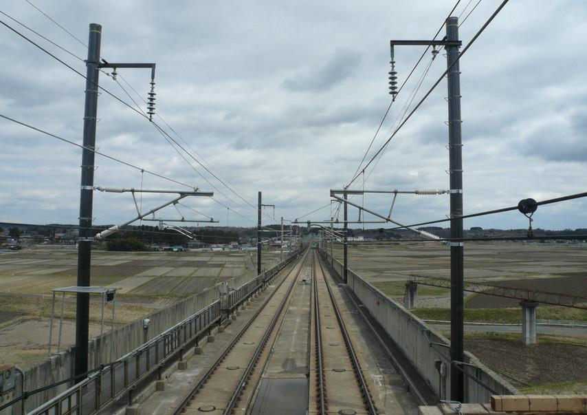 東北新幹線災害復旧