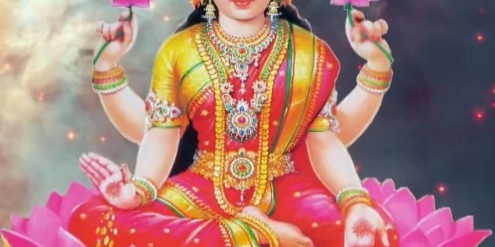 Lakshmi Puja 2019