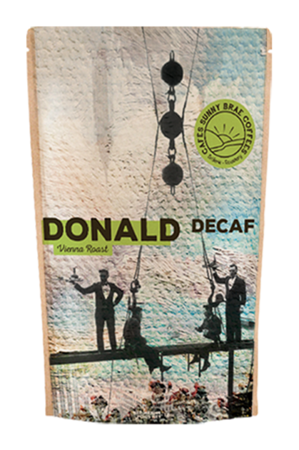 Donald Decaf
