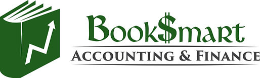 BookSmart Accounting & Finance Logo