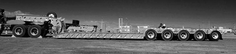 CAMA BAJA ESPECIAL GLOMAC 110 TON